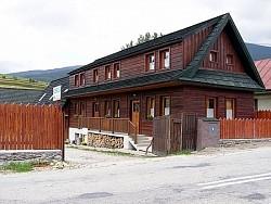 Ubytovňa ZUBROVICA