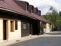 Chaty NOALI - Orava - Oravská Lesná | 123ubytovanie.sk