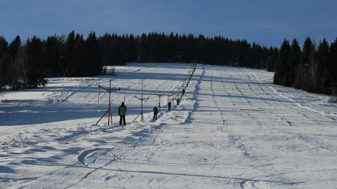 Lyžiarske stredisko - SKI SKORUŠINA - Klenovec