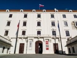 Historické múzeum - hrad - Bratislava