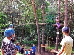 Lanový park Tarzania - Skalica