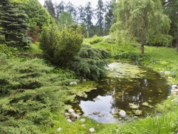 Arborétum - Liptovský Hrádok