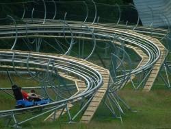 Bobová dráha Alpin Coaster - Veľká Rača