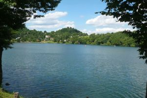 Vodná nádrž  Zelená voda - Nové Mesto nad Váhom