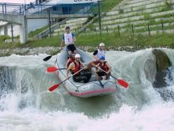 Rafting - Areál vodných športov Divoká voda - Čunovo