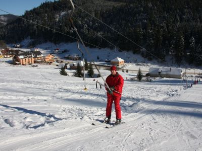 Lyžiarske stredisko MLYNKY - BIELE VODY