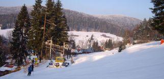 Lyžiarske stredisko  SKI ČERTOV