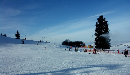 Lyžiarske stredisko ŽIARCE | 123ubytovanie.sk