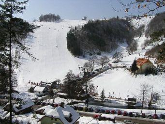 Lyžiarske stredisko - ŠPORTOVÉ STREDISKO ČACHOVO