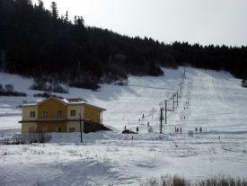 Lyžiarske stredisko NÁLEPKOVO - KREČNO