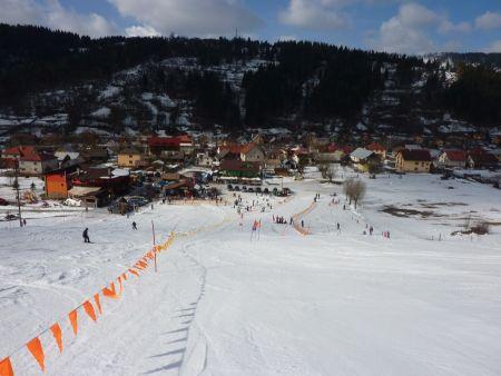Lyžiarske stredisko ŠPORTCENTRUM - OŠČADNICA | 123ubytovanie.sk