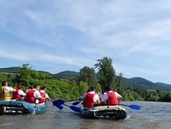 Rafting - Splav Hrona Rio Granus – Brusno