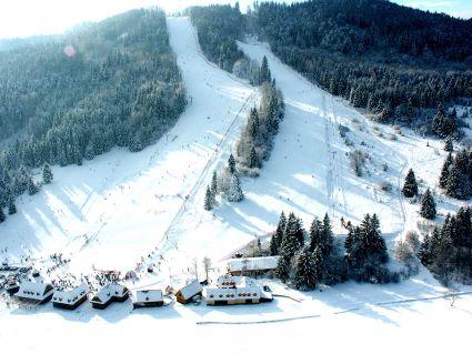 Lyžiarske stredisko TÁLE - Nízke Tatry - Tále