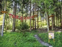 Lanový park Tarzania – Hrabovo