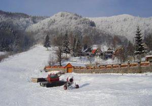 Lyžiarske stredisko SKI CENTRUM KORDÍKY