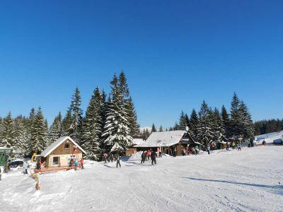 Lyžiarske stredisko GRÚNIKY - SIHELNÉ