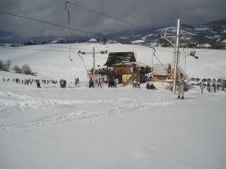 Lyžiarske stredisko SKI REJDOVÁ