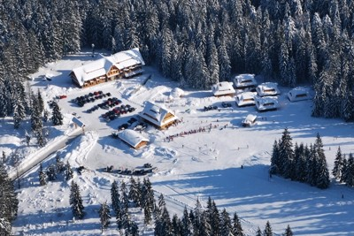 Lyžiarske stredisko SKI ZÁBAVA - Hruštín