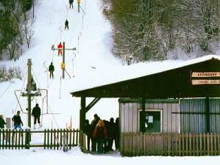 Lyžiarske stredisko ČERTIŽ - Ulič