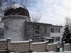Kysucká hvezdáreň Kysucké Nové Mesto