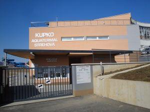 Kupko AQUATERMAL STREHOVÁ | 123ubytovanie.sk