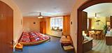 Apartmán - izba